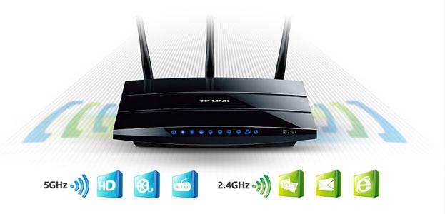 Công nghệ Dãi tần 2.4 GHz