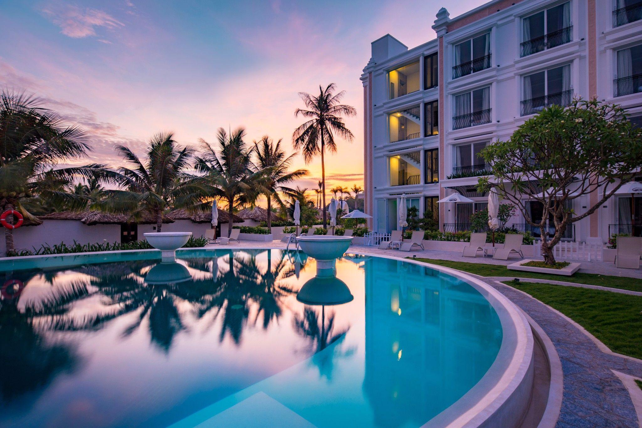 WiFi Marketing - Khách sạn Champa Island
