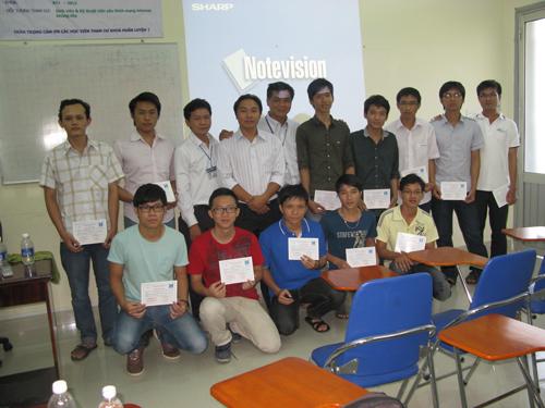 Huấn luyện Phủ sóng WiFi cho Doanh Nghiệp - Khóa 04/2014