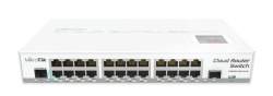 SMB Switch Router CRS125-24G-1S-IN