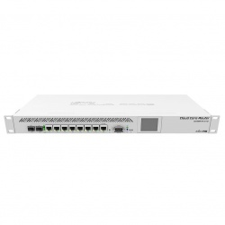 Router CCR1009-7G-1C-1S+