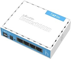 WiFi HotSpot Router hAP Lite Classic