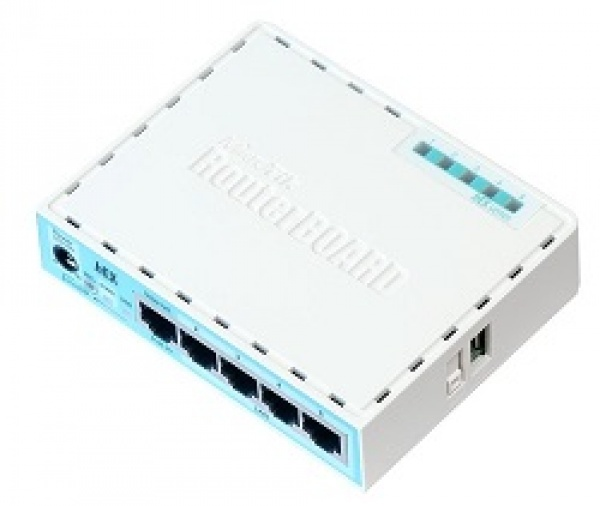 Router RB750 – Gr3