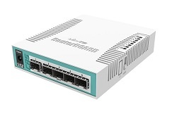 SMB Switch Router CRS106- 1C -5S
