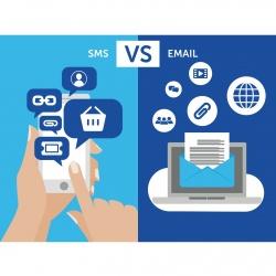Marketing qua Email và SMS